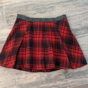 Walter Baker Red Flannel Mini